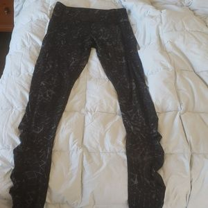 Lululemon run tight full length leggings